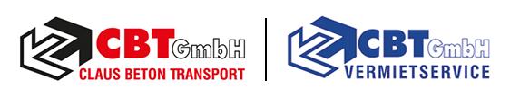 CBT-Claus-Beton-Transport GmbH Logo
